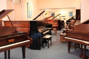 Pianos Scotland