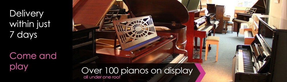 Are You Looking For A Piano?  Competitive prices and FREE delivery to Scotland